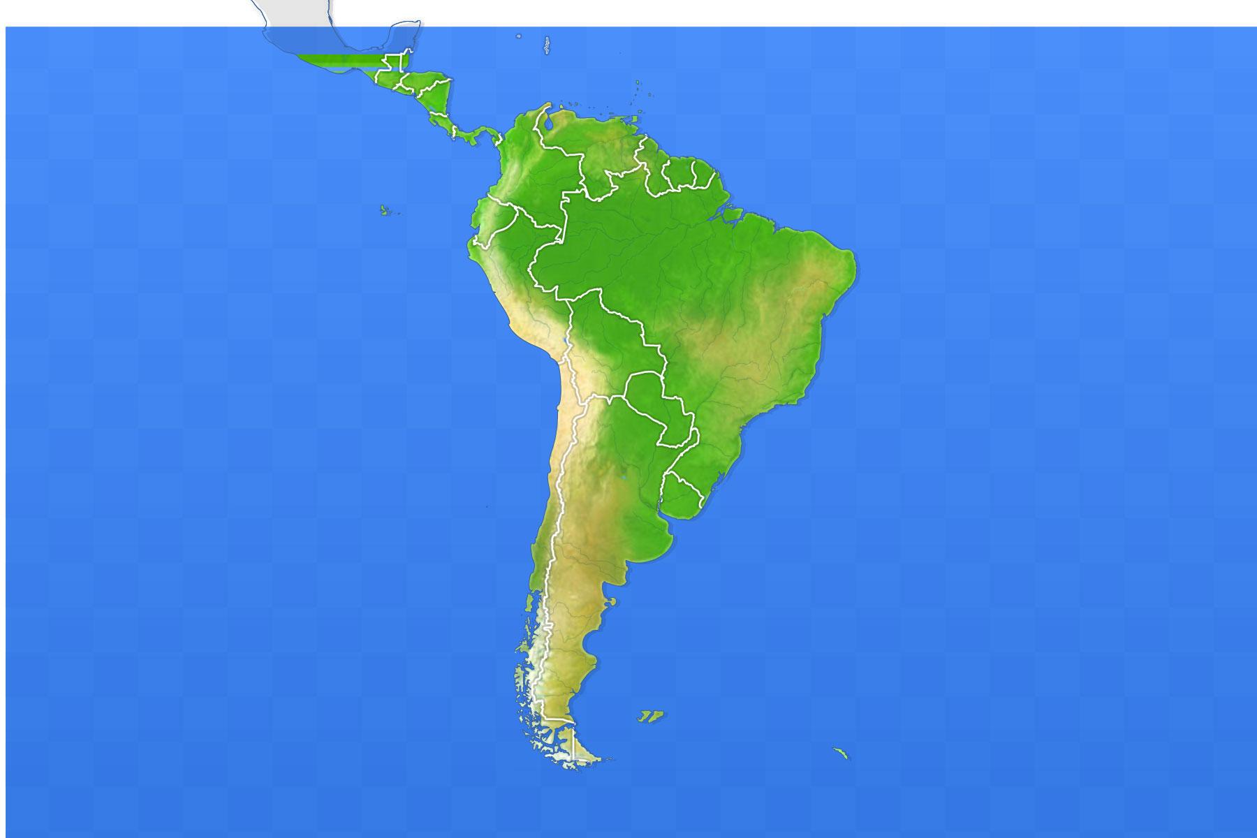 Carte Amerique Du Sud Jeu.Jeux Geographiques Com Jeux Gratuits Villes D Amerique Du Sud