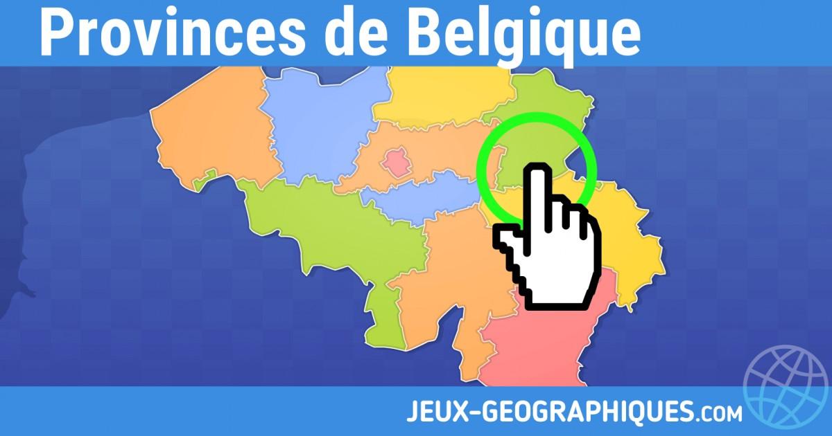 Carte Belgique Communautes Et Regions.Jeux Geographiques Com Jeux Gratuits Jeu Provinces De Belgique
