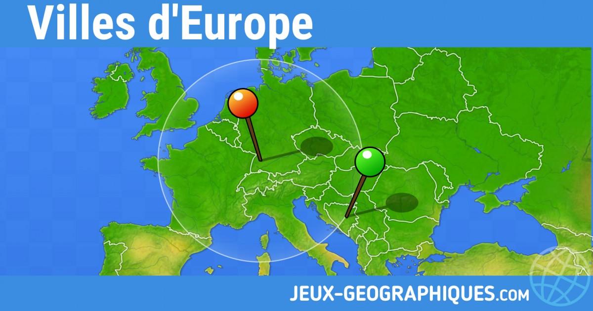 carte europe jeu en ligne