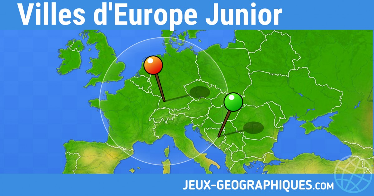 jeux jeux gratuits jeu villes d europe junior. Black Bedroom Furniture Sets. Home Design Ideas